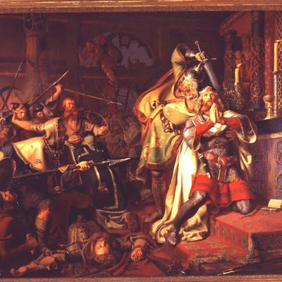 Middelalderen Haris og Alex timeline