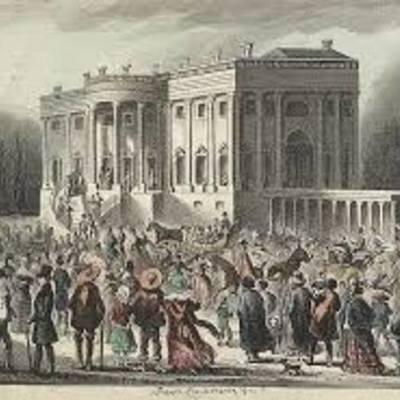The Age of Jackson timeline