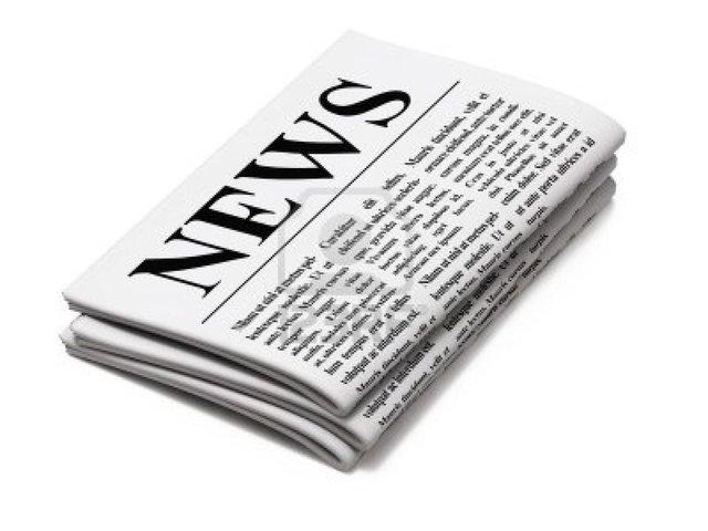 Fisrt Newspaper