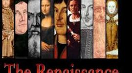 The Renaissance Period timeline