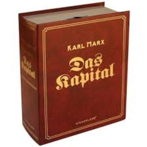 """Karl Marx's """"Das Kapital"""""""