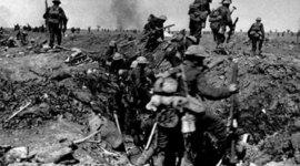 FIRST WORLD WAR timeline