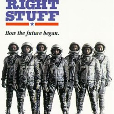 """""""The Right Stuff"""" timeline"""