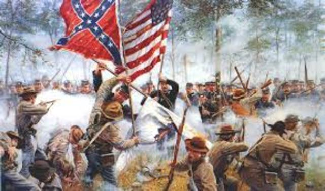 The Battle of Gettysburg, day 1