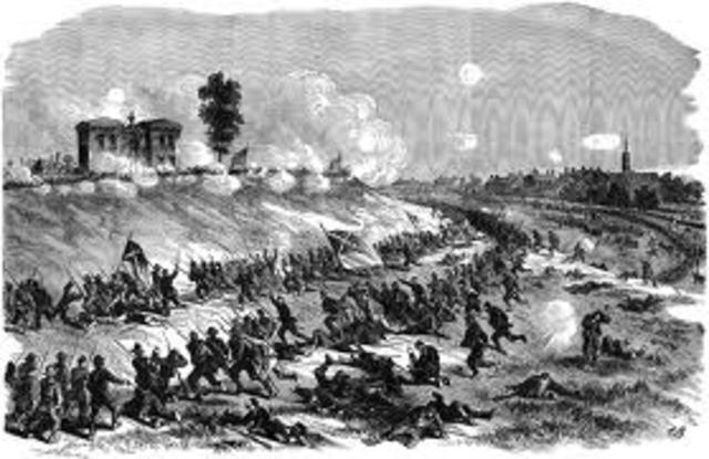 Day 3 of Gettysburg Battle