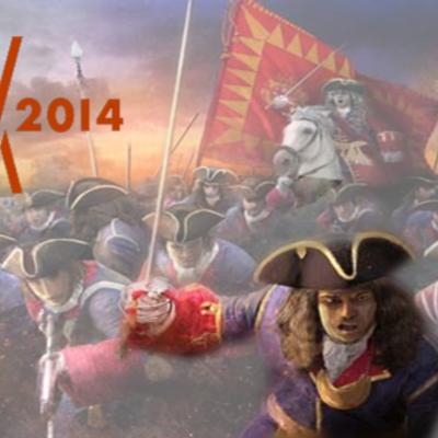 CATALUNYA 1714-2014 timeline