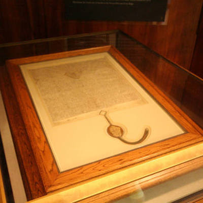 Chain of Events to the constitution timeline
