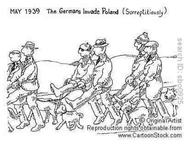 German Invasion of Poland