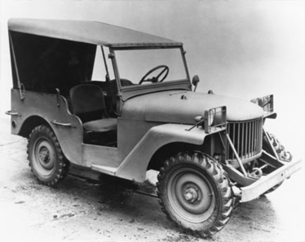 Jeep was created