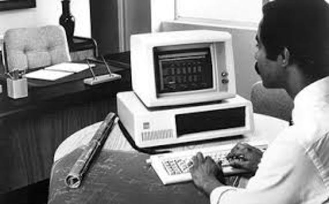 1980-2000 Advance Technologies :) Timeline