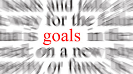 My goals in life timeline