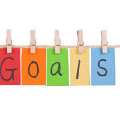 Elizabeth's Goals  timeline