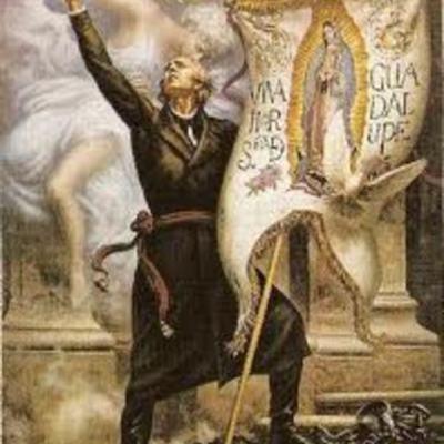 La independencia y la problematica  formaciòn del nuevo estado mexicano timeline