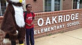 Oakridge 2013-2014 timeline
