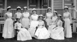 Nurses of Yesterday timeline