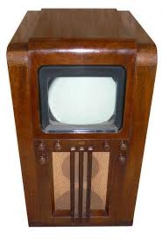 Tv makes apperance