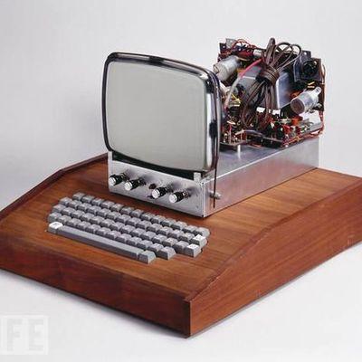 Эволюция ПК и микропроцессоров (Серикова Юлия) timeline