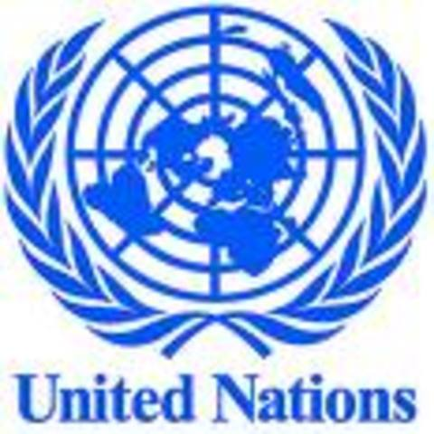 United Nations formation