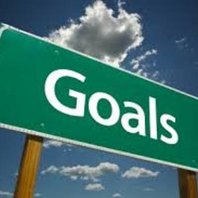 My Life Time Goals timeline