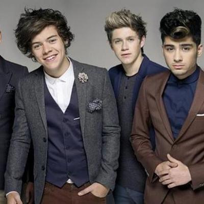 One Direction timeline