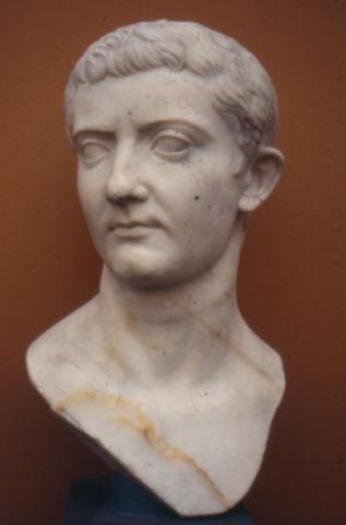 Tiberius - 14AD to 37AD
