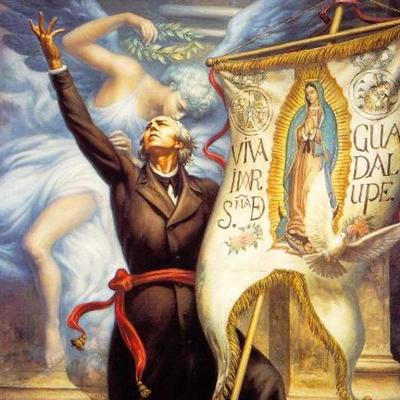 Independencia y Problematica De Mexico  timeline