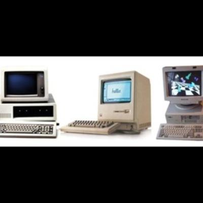 Evolución del hardware timeline