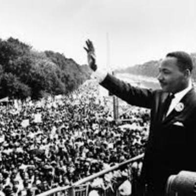 The History of Martin Luther King timeline