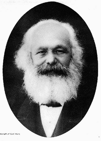 """Karl Marx's """"Das Kapital """""""