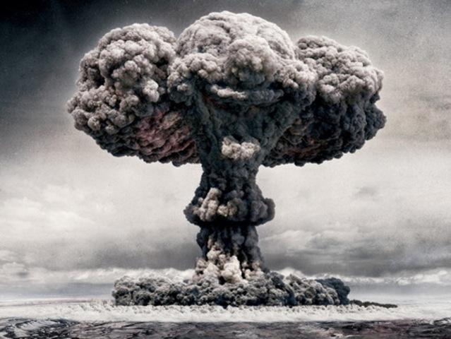 U.S. drops A-Bomb on Hiroshima