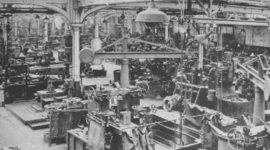 The Industrial Revolution: The 18th Century timeline
