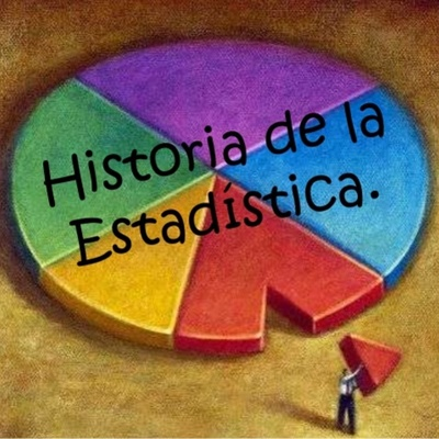 HISTORIA DE LA ESTADISTICA  timeline
