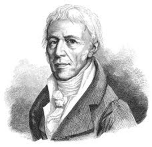 Primera formulación de la teoría de la evolucion biológica.