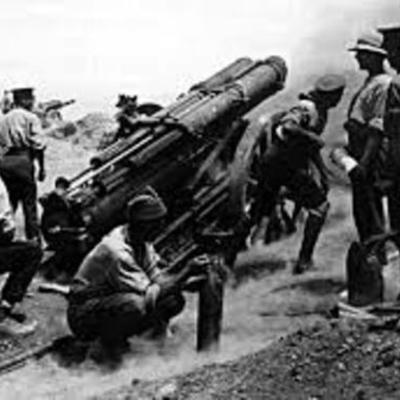 La Primera Guerra Mundial / Desenvolupament del conflicte timeline