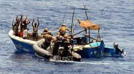 """Сомалийские пираты: """"Хронология самых известных атак"""" timeline"""