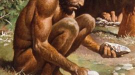 Evolucion del hombre timeline