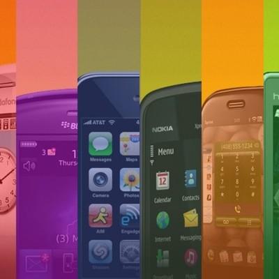 Historia de Sistemas Operativos Móviles timeline
