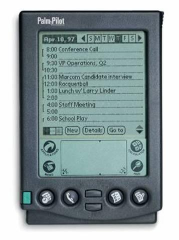 Actualización de Palm OS a 2.0