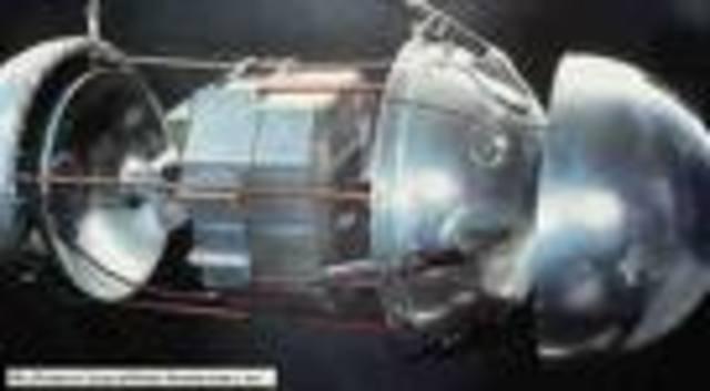 Sputnik 1 launched.