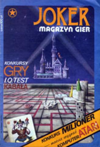 Joker - magazyn gier