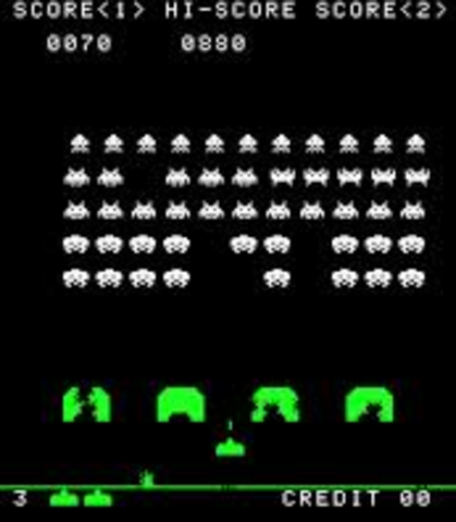 Space Invaders: