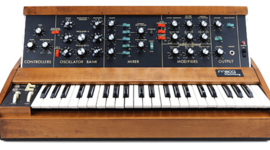The History of Synthesizers timeline