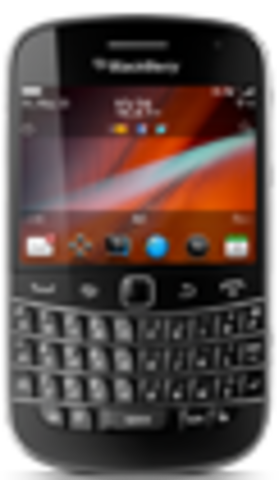 Blackberry OS 5.0