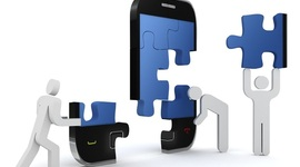 dispositivos móviles  timeline