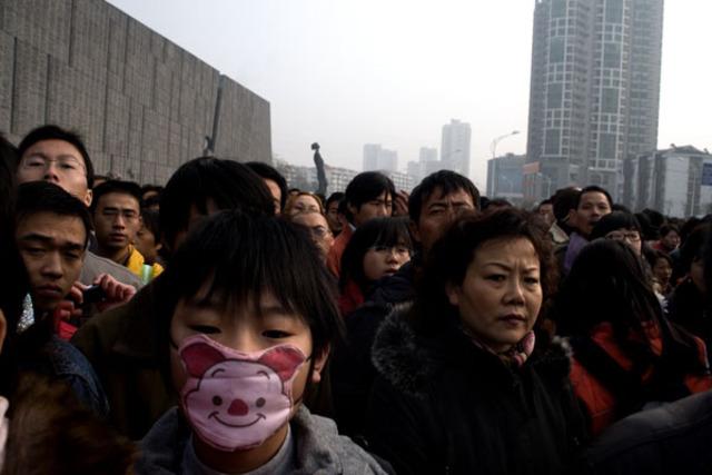 Rape of Nanjing in Cina