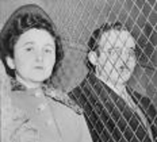 The Rosenburg Execution