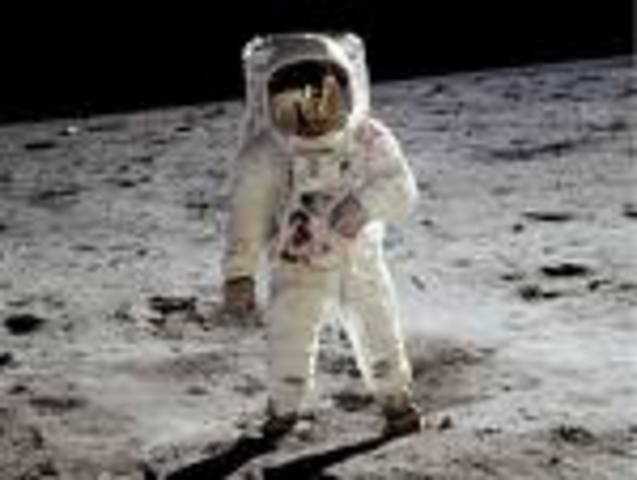 frist man in space