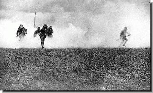 germany and the use of chemical warfare Home » world war two » chemical warfare and world  world war two was the first war to see the concerted use of  with rocket development were germany.