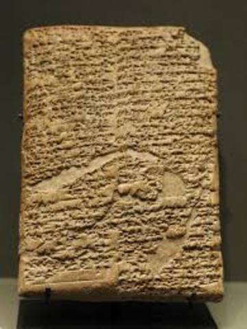 The Code of King Hammurabi - 1750 BC