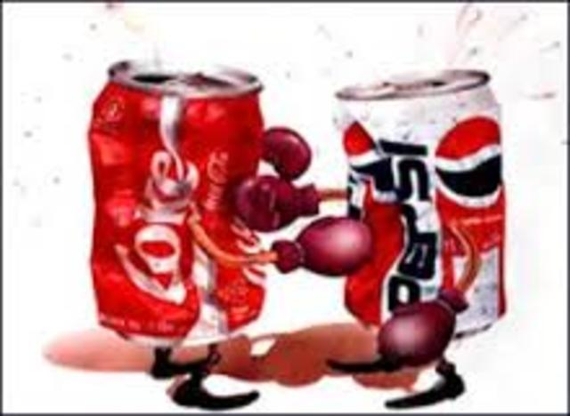 Rock-and-roller cola war